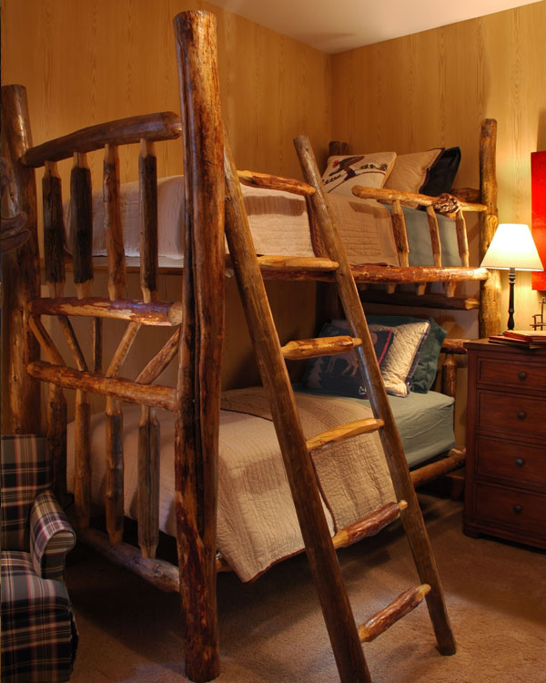 HGTV 2007 Dream Home Bunk Bed